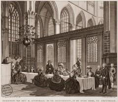 Avondmaalsviering 1784