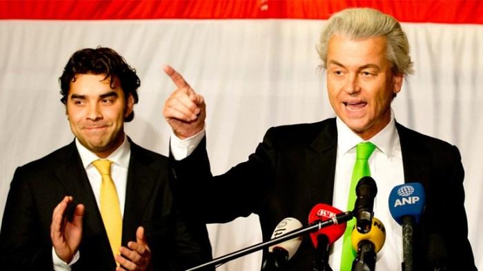 Geert-Wilders-na-de-gemeenteraadsverkiezingen-2014-in-Den-Haag-Foto-ANP