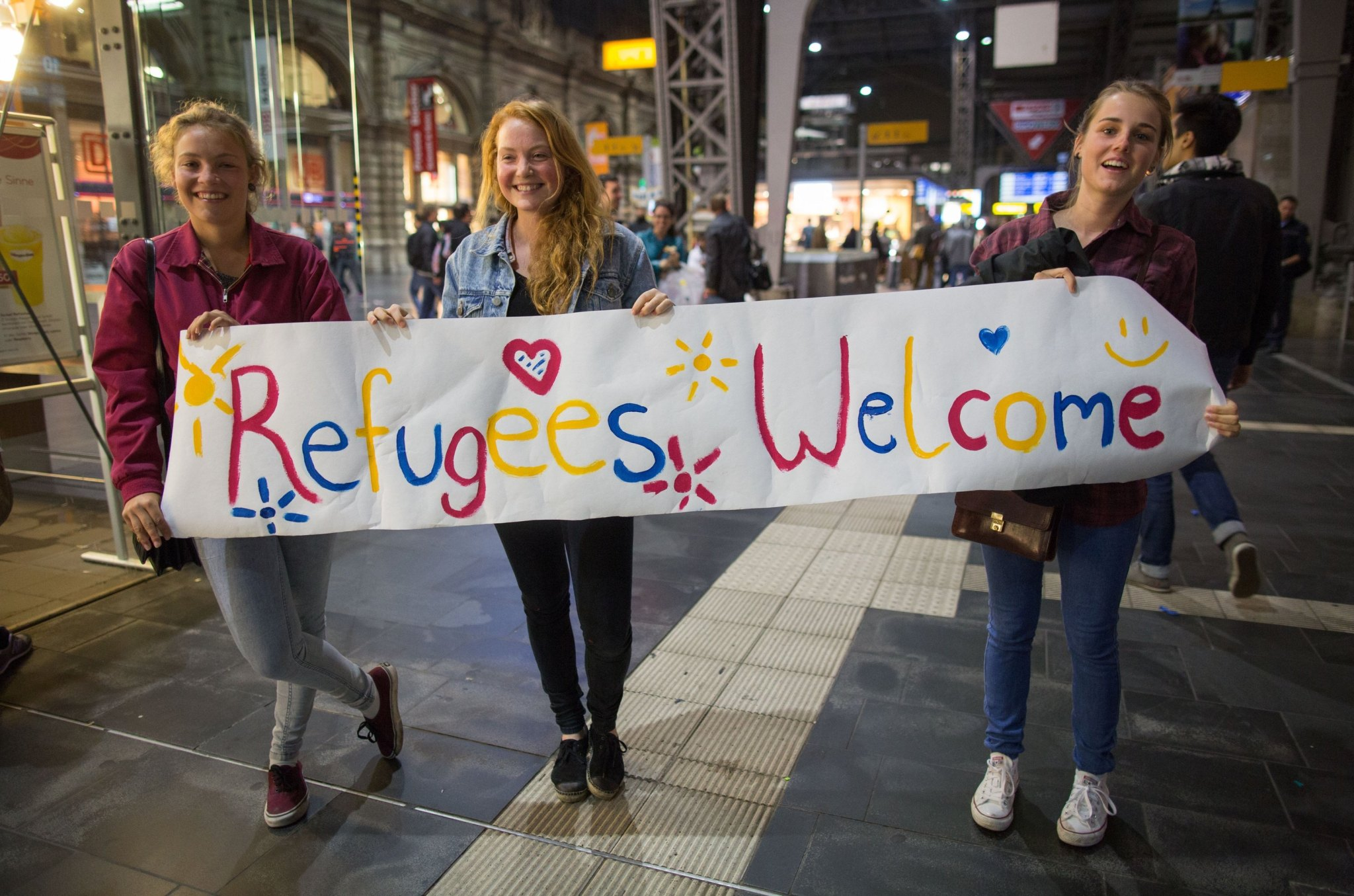 fluechtlinge-willkommen-deutschland